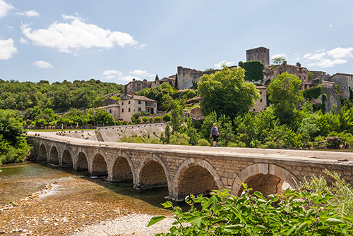 Montclus-one-of-the-most-beautiful-village-of-France-Gard