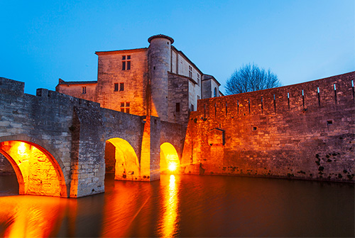 Aigues-Mortes-in-Camargue