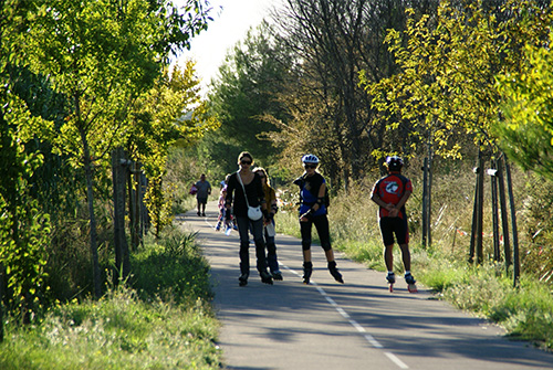 bike-route-la-Vaunage-Gard